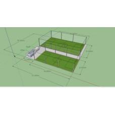 สนามฟุตบอลหญ้าเทียมให้เช่า