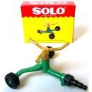 Solo Revolving Sprinkler เครื่องพรมน้ำสนามหญ้า รุ่น 303 หัวทองเหลือง